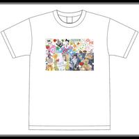 『仲瀬カナタ』生誕祭Tシャツ(スリジエ月組メンバー用8名分)