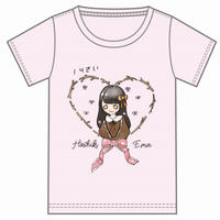 『星木エマ』生誕祭Tシャツ(スリジエ・風組メンバー用6名分)