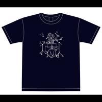 『日向なお』生誕祭Tシャツ(月組メンバー用9名分)