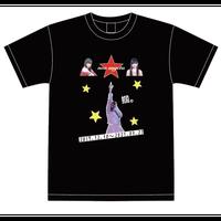 『菅田音杏』卒業式Tシャツ(宙組メンバー用9名分)