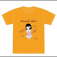 『森崎志桜里』生誕祭Tシャツ(スリジエ・宙組メンバー用6名分)