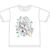 『黒咲りあん』生誕祭Tシャツ(スリジエ候補生メンバー用15名分)