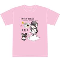 『愛葵さくら』生誕祭Tシャツ(スリジエ・虹組メンバー用6名分)