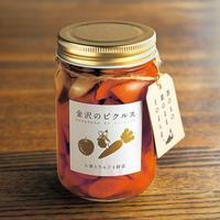 人参とりんごと蜂蜜