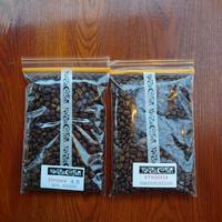 エチオピア イルガチェフェ(ナチュラル)&グジ(ウォッシュド)浅煎り2種セット