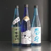 【季節限定オススメセット】純米大吟醸 利他+直汲み2種セット