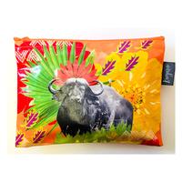 サファリポーチ Charming Buffalo