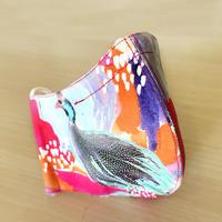 ハッピーアートマスク Optimistic Guinea Fowl(大人用M)
