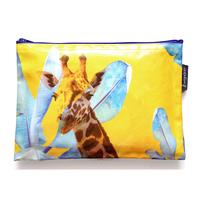サファリポーチ Radiant Giraffe