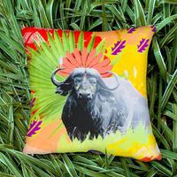 エクスプローラークッションカバー Charming Buffalo