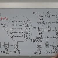 東大阪准看護学院(数学) H27年度 過去問解説