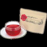 【THE GARDEN】ローズと苺の バラ色ハーブティー40g