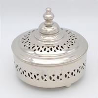 【THE GARDEN/モロッコ雑貨】メタル小物入れ 4600