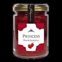 【THE GARDEN】PREMIUM ROSE JAM[PRINCESS] お姫様のジャム(いちご)