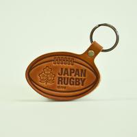 【日本代表】ラグビーボールキーホルダー