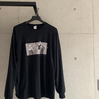 music & rétro long sleeveT-black-