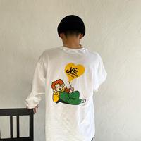 balloonboy-Y. LS TEE white