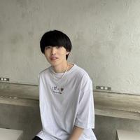 ☺︎<♡ HS TEE white