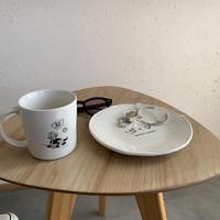 mug + plate SET
