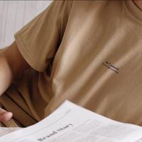kaoyorinakami Tシャツ beige