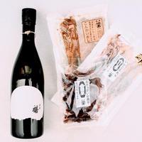 氷見「曙 純米吟醸酒+おつまみセット」