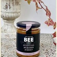 Scottish heather honey ヘザーハニー 340g