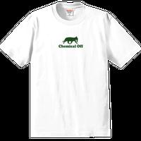 Chemical Off (アースカラー 白) かなっぺコンセプトオリジナルTシャツ