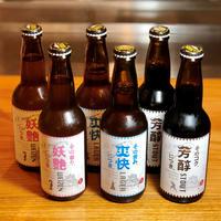 ■お歳暮ギフト■オリジナルクラフトビール6本セット