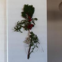 松のお正月飾り