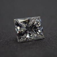 【4/23掲載】ダイヤモンド 0.196ctルース(G, SI1,プリンセスカット)