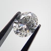【8/5掲載】ダイヤモンド 0.356ctルース(E, SI1,蛍光性MB,オーバルカット)