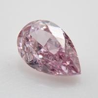 【9/11掲載】ピンクダイヤモンド 0.070ctルース(FANCY PURPLISH PINK, SI2)