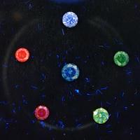 【11/25更新】ダイヤモンド 6石セット0.533ctルース
