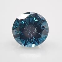 【8/4掲載】ブルーダイヤモンド (トリートメント) 0.211ctルース