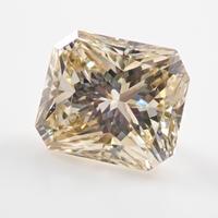 【5/1更新】イエローダイヤモンド 0.813ctルース(LIGHT BROWNISH YELLOW, SI1)