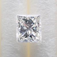 【11/25更新】ダイヤモンド 0.241ctルース(G, VVS2, プリンセスカット)