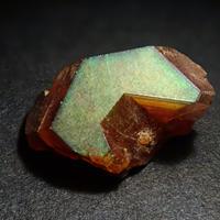【2/25掲載】アンドラダイトガーネット(通称名 レインボーガーネット) 1.333ct原石