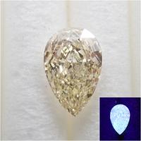 【3/27掲載】イエローダイヤモンド 0.305ctルース(LIGHT YELLOW, SI2)