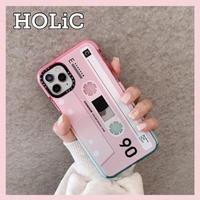 【No.21】 パロディ カセット iPhoneケース 9種類