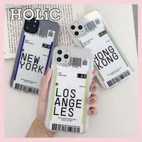 【No.169】 パロディ チケット iPhoneケース 8種類