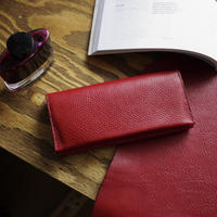 No.12 Long Wallet RED【在庫限り】