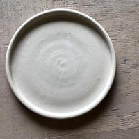 玉縁プレート SHIRO