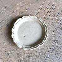 リムライン 豆皿 SHIRO