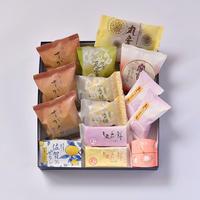 【色々楽しんでほしい】帰省の手土産に|夏ギフト詰め合わせ 2000円