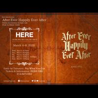 【寄付】  After Ever Happily Ever After NY公演 動画ダウンロード
