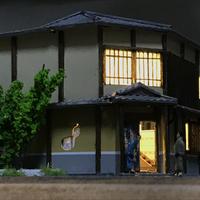 ジオラマ『大正楼』