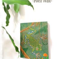 原画「Forest Walk -森林遊泳-」