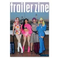 trailer zine vol.1 A3poster