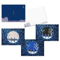 ユンヒへ 윤희에게(Moonlit Winter) /  グリーティングカードセット