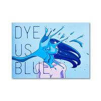 Dye Us Blue